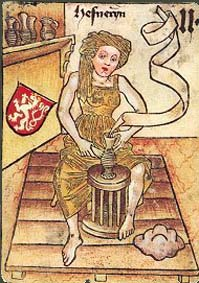 p The Potter from a deck of cards for Hofämterspiel, c. 145p.jpg